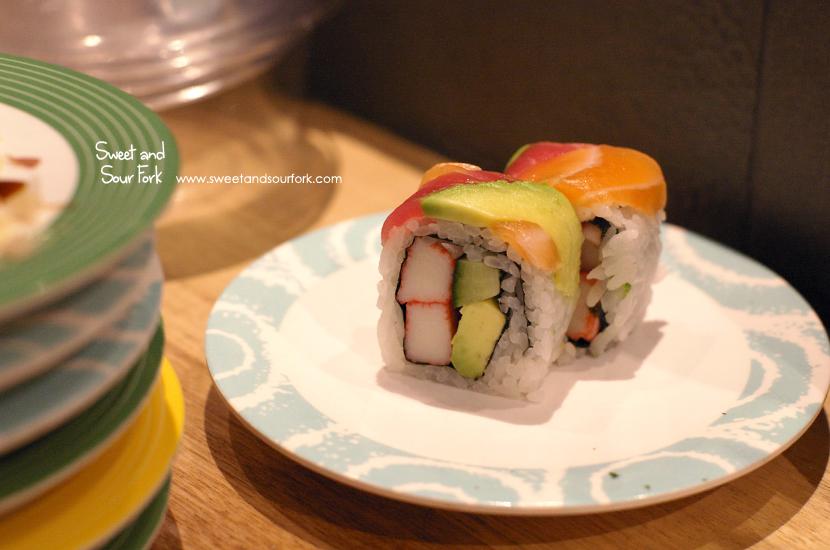 Rainbow Roll ($3.8)