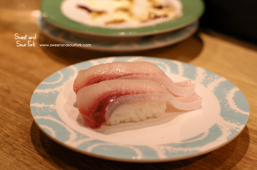 Kingfish Nigiri ($3.8)