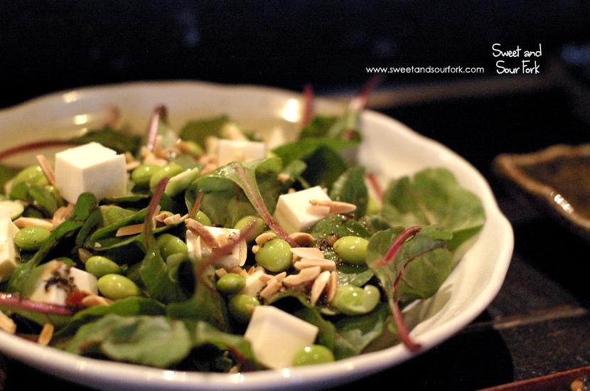 Edamame Salad ($12)