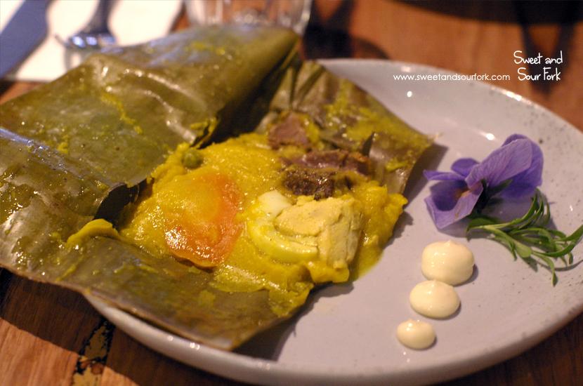 Columbian Tamale