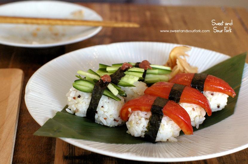 Nigiri Sushi ($12.5)