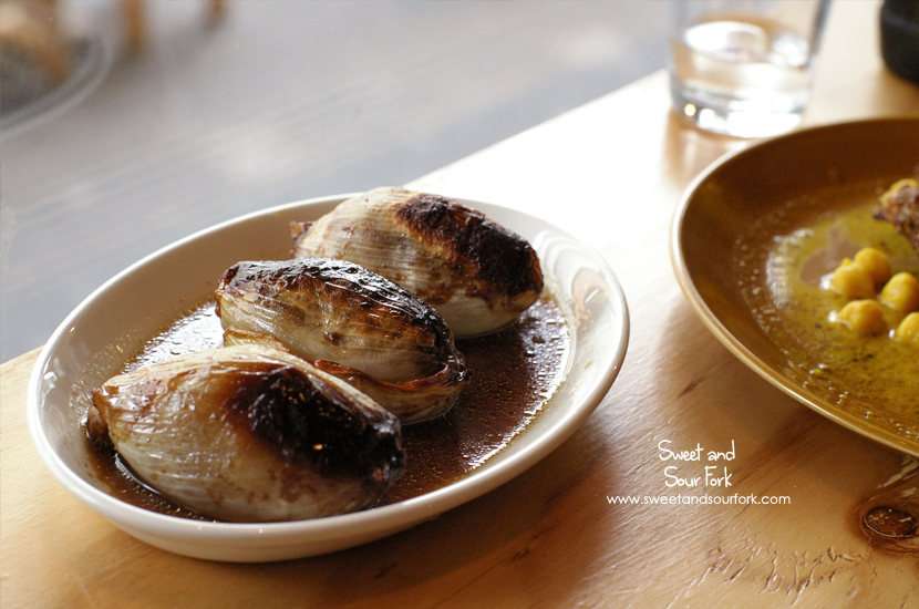 Stuffed Shallots ($14, 3pcs)