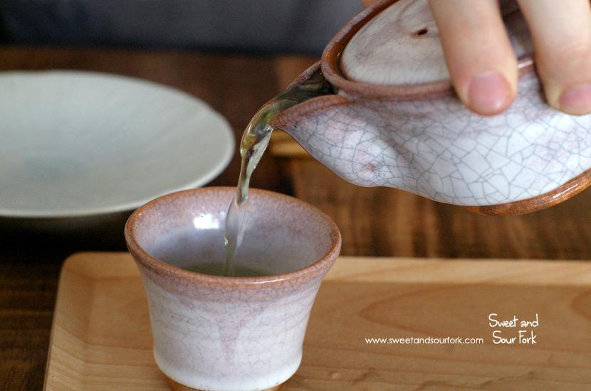 Shizuoka Organic Sencha ($9)