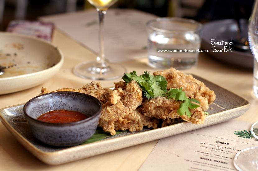 Crispy Chicken Ribs ($15)