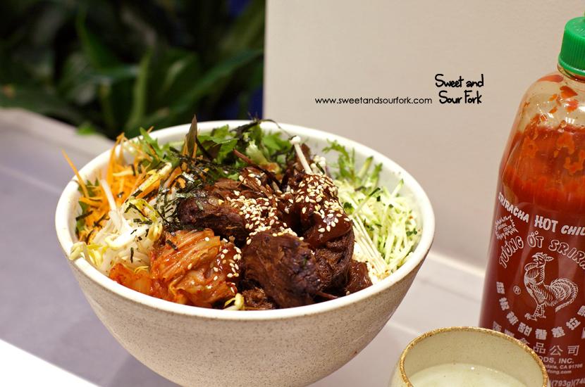Beef Bulgogi Style ($16.5)