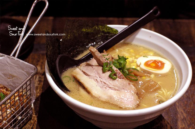 Shoyu Pork Ramen ($11.9)