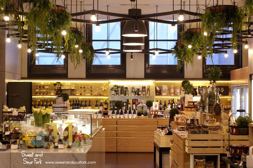 (3) Shop Interior