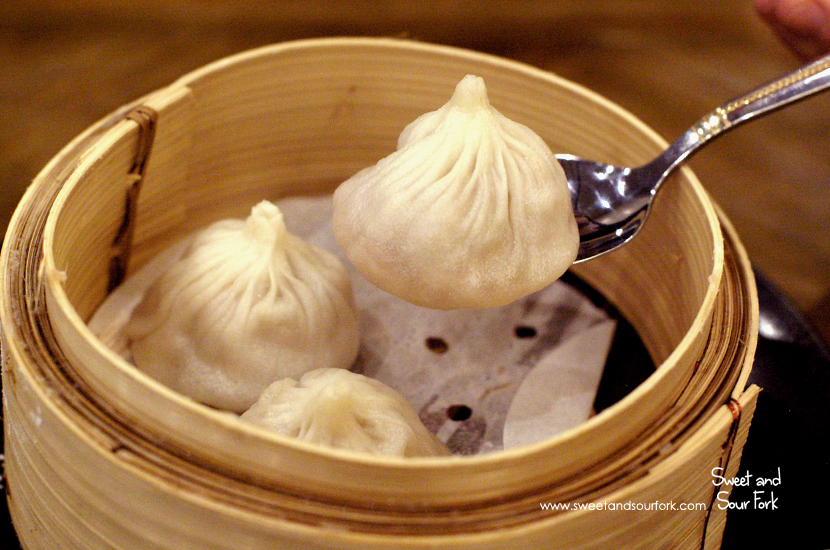 Xiao Long Bao ($4.9, 3pcs)