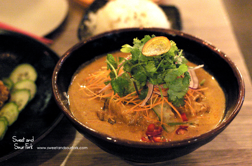 Southside Tofu Curry ($20)