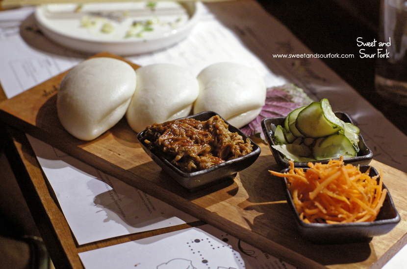 Nikuman Steamed Pork Bun ($22, 3pcs)