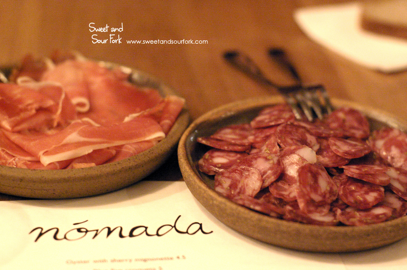Jamon/Pork and Fennel Sausage