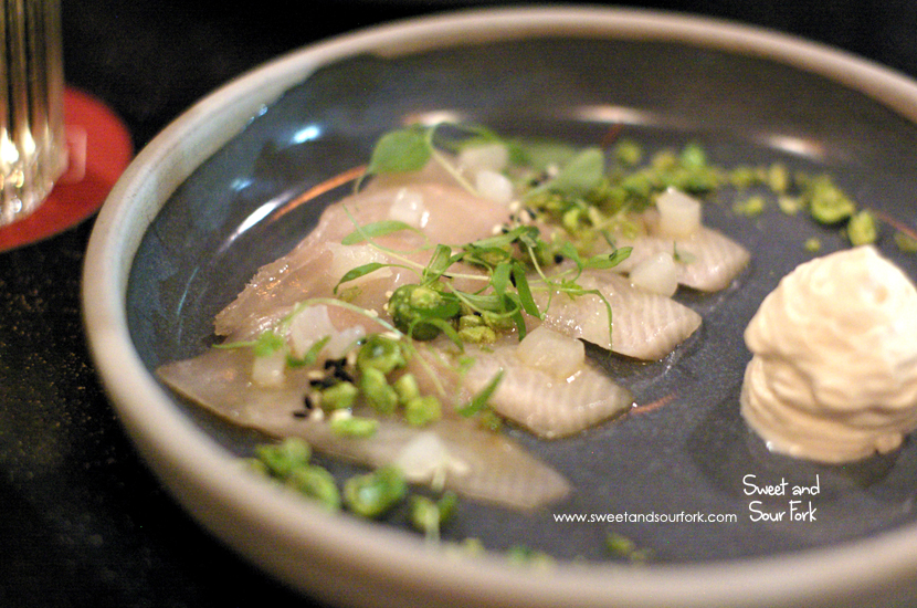 Raw Kingfish ($16, 4pcs)