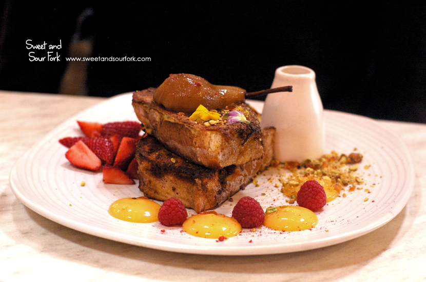 Challah French Toast ($19)