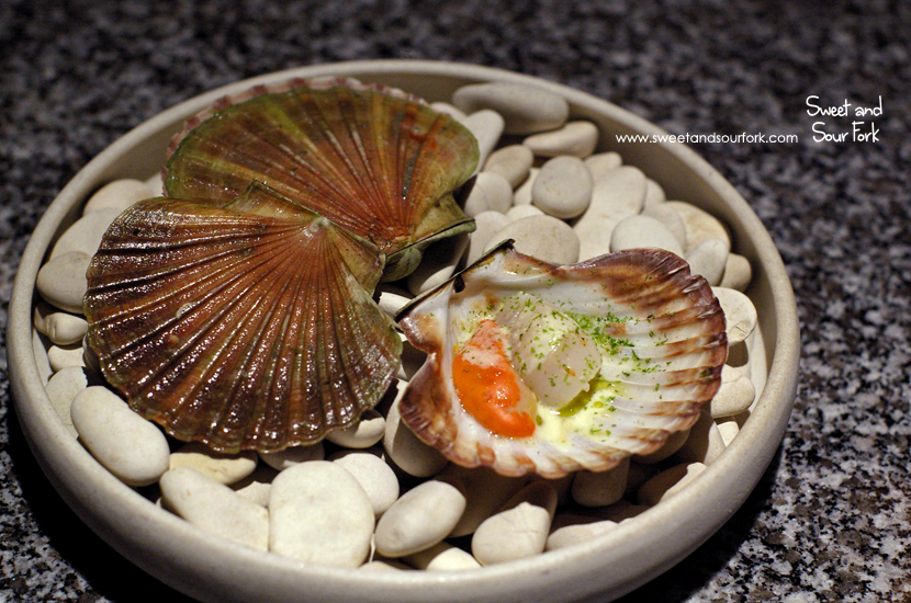 Hand Dived Scallop