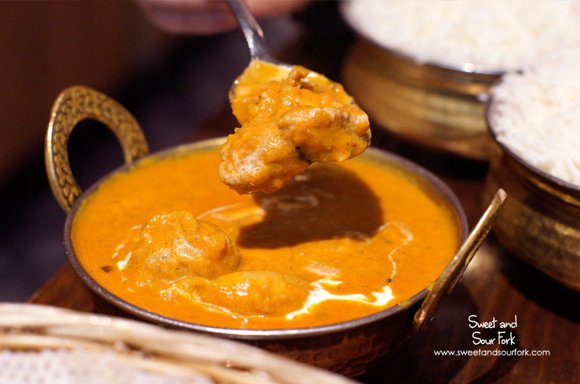 Chicken Korma ($14.9)