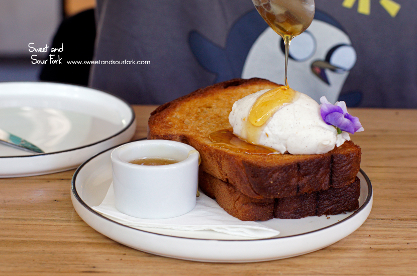 Toasted Brioche ($9.5)