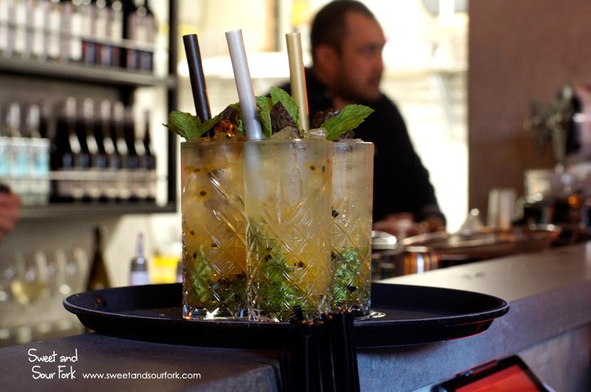 (4) Drinks