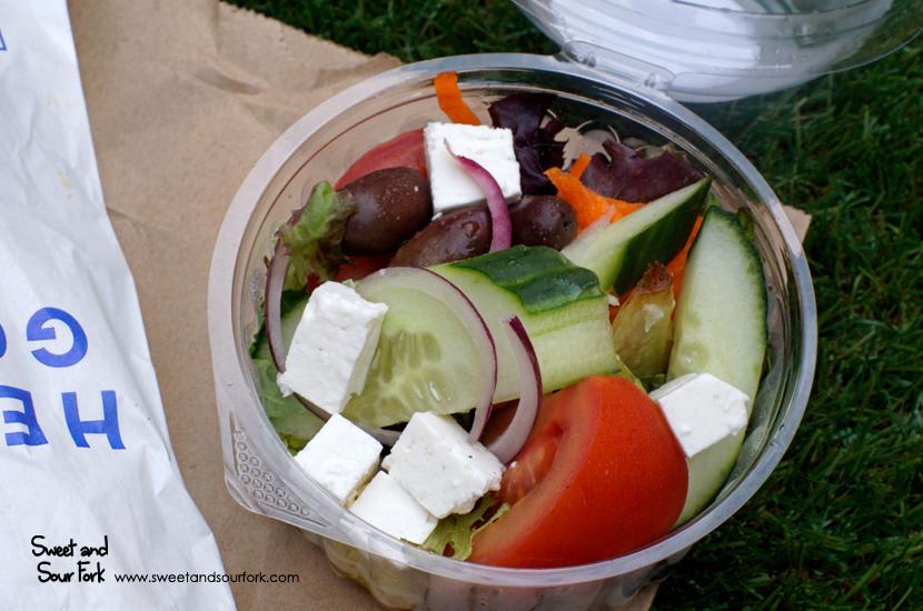 Greek Salad ($5, small)