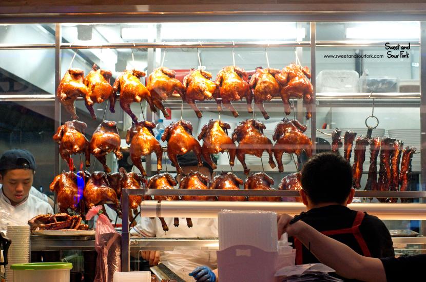 (4) Meats
