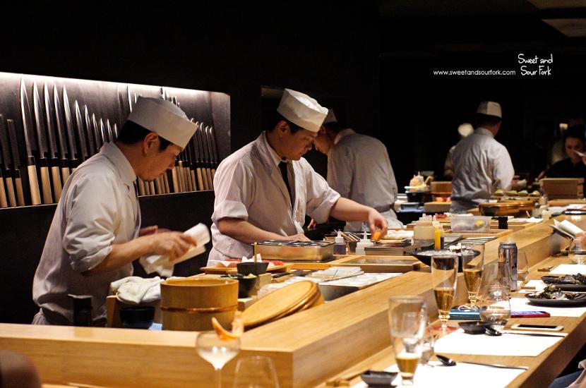 (5) Sushi Bar