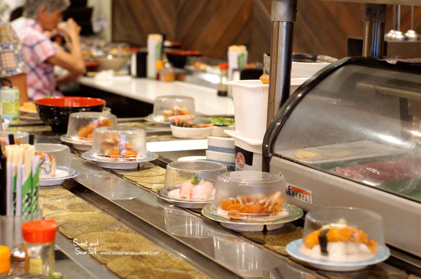 (2) Sushi Train