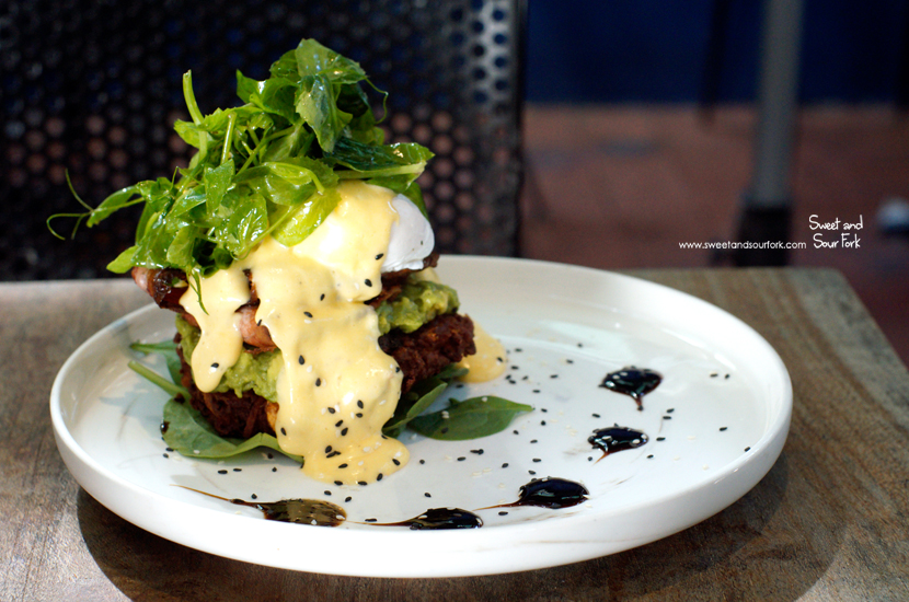 Potato Rosti Stack ($16)