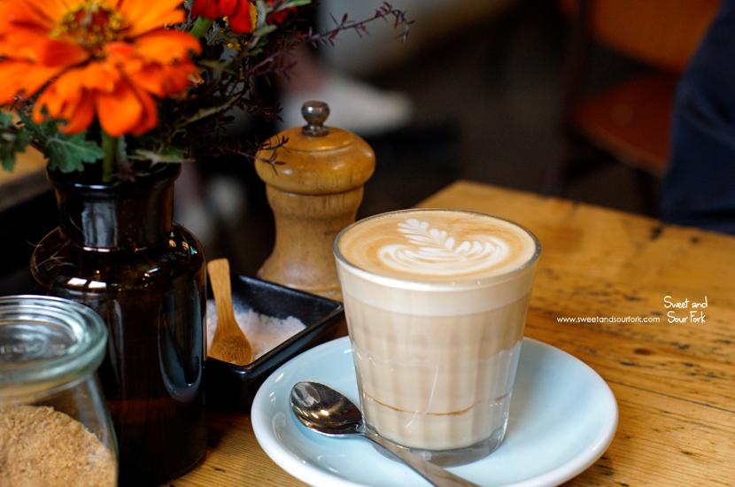 Latte ($4)