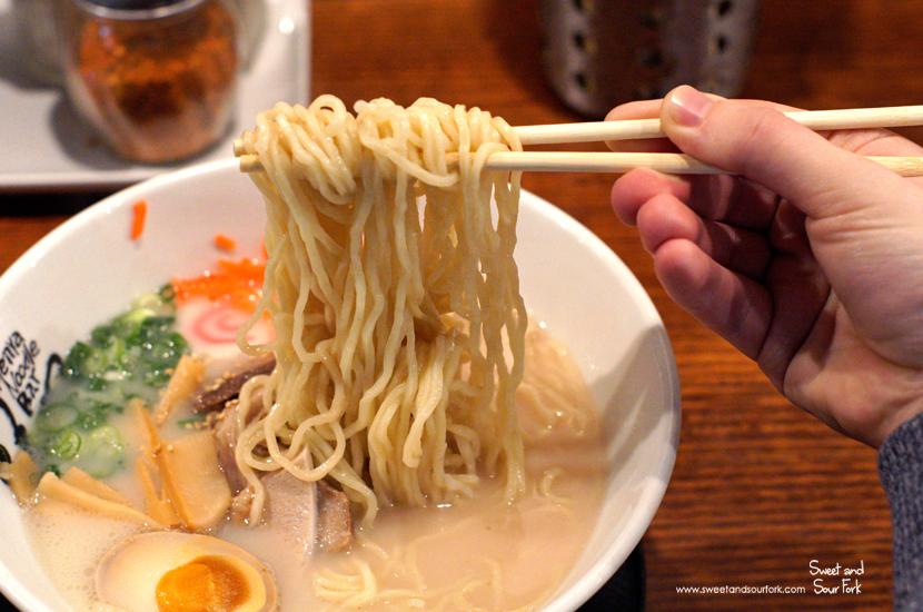 Hakata Tonkotsu Ramen ($13.9)
