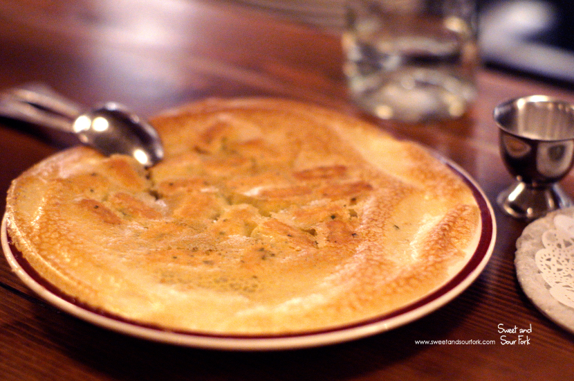 Gnocchi Parisienne ($22)