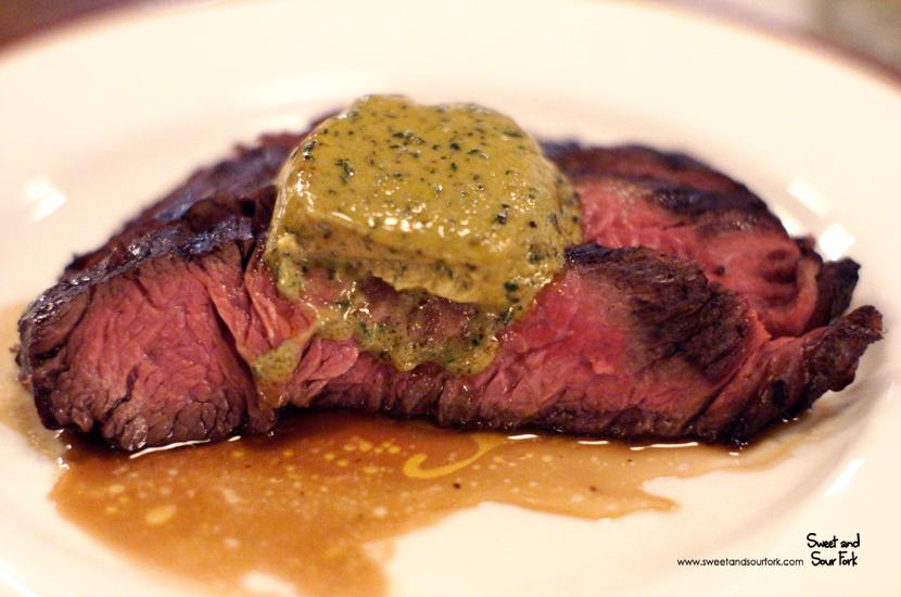 Bavette Steak ($48)