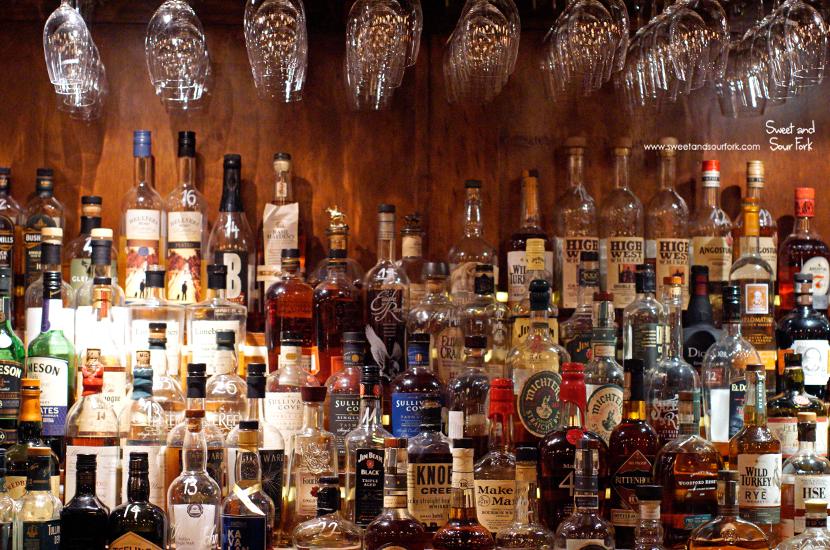 (8) Bar