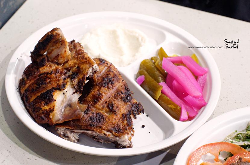 Half Chicken ($11)