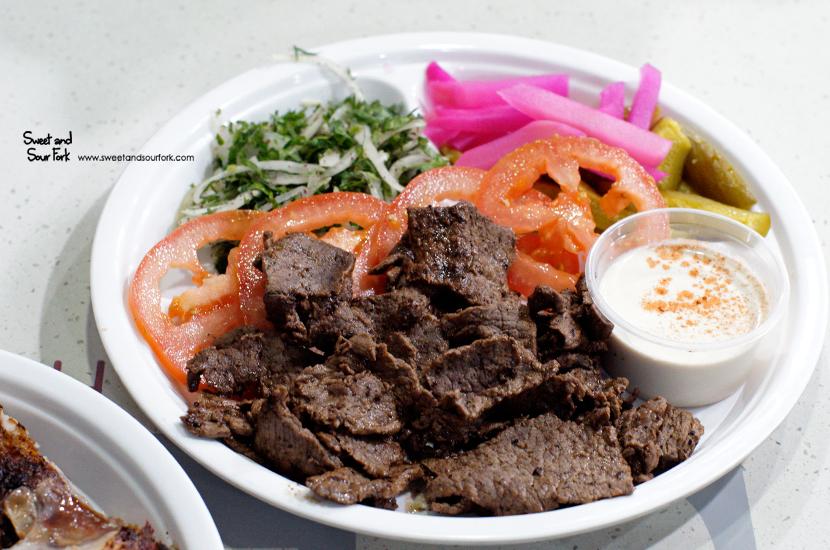 Shawarma Plate ($15.9)