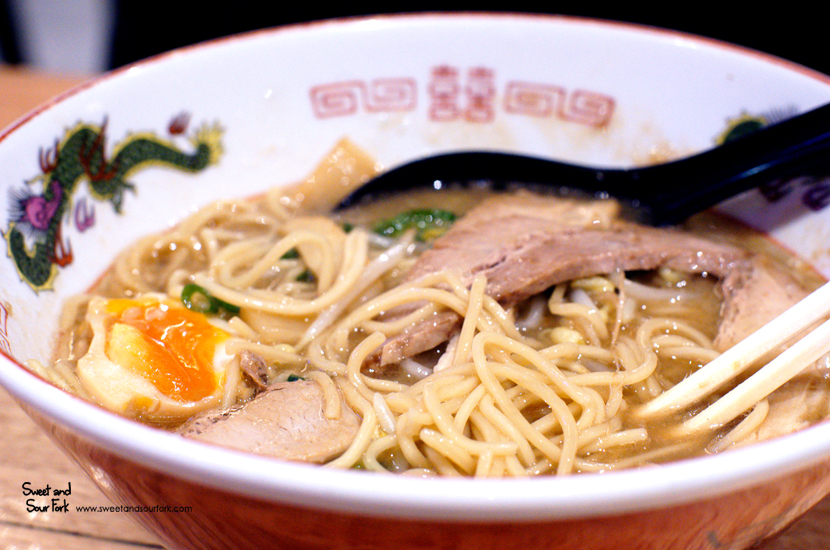 Tonkotsu Soy ($15)