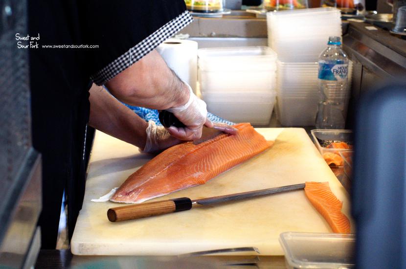 (3) Seafood