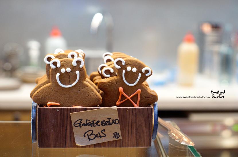 (5) Gingerbread
