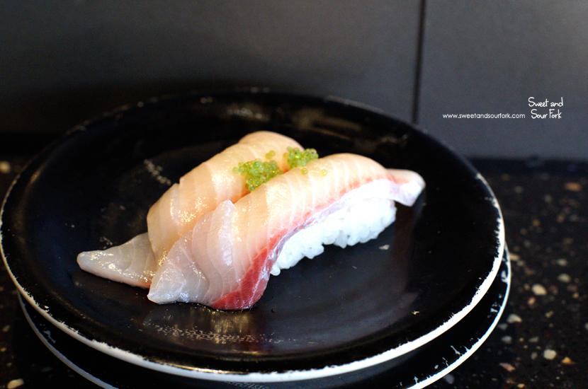 Kingfish Nigiri