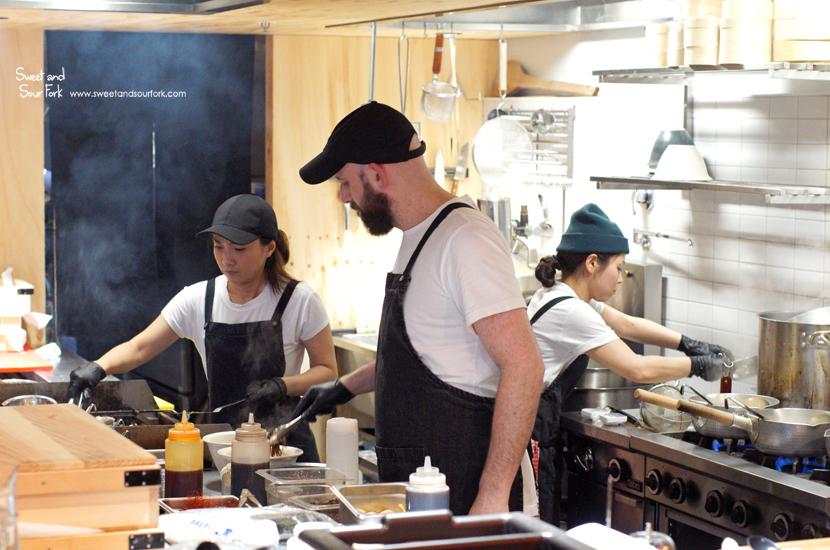 (2) Kitchen