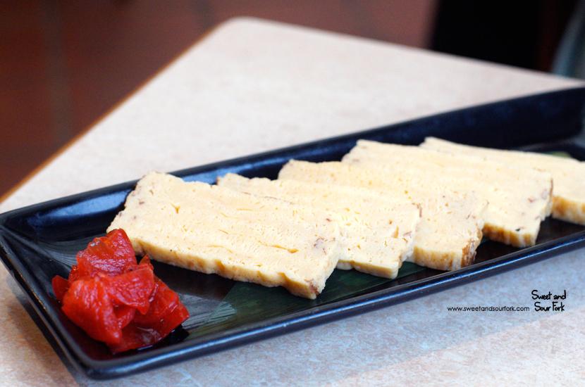 Tamagoyaki ($4.8, 5pcs)
