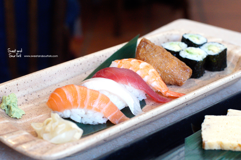 Small Sushi ($11.8)
