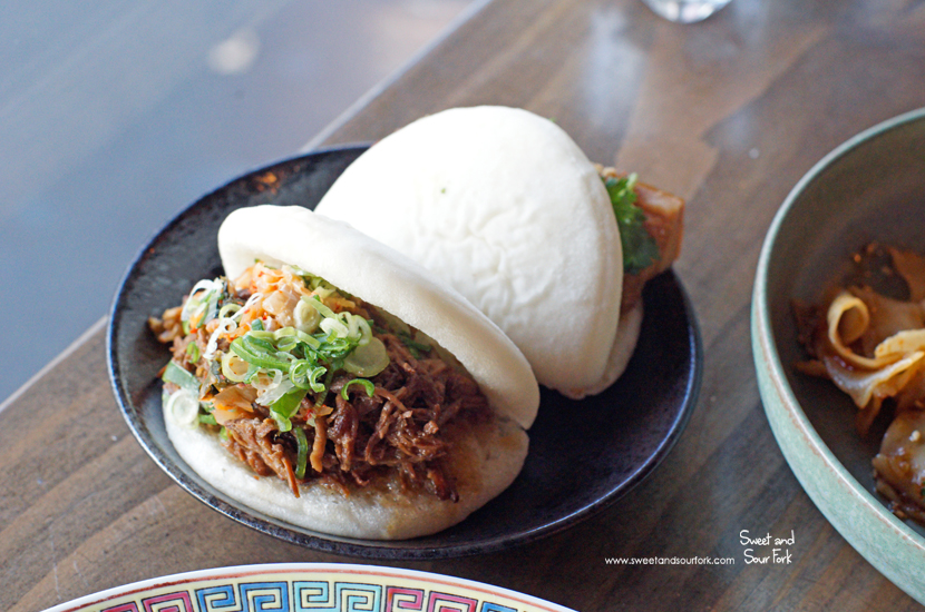 Slow Braised Beef Short Rib Bao ($7)