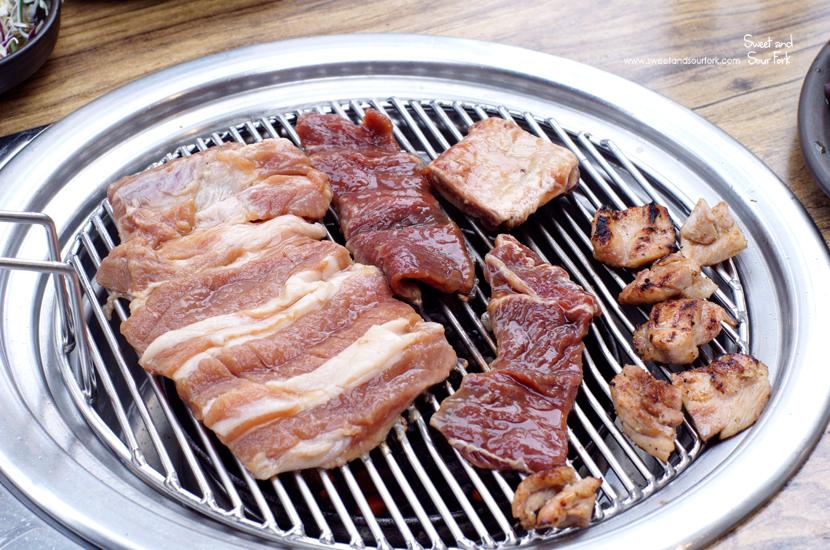 Marinated Beef Rib/Marinated Chicken/Marinated Pork Rib