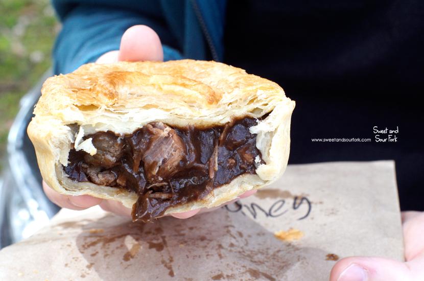 Steak and Kidney Pie ($5.2)