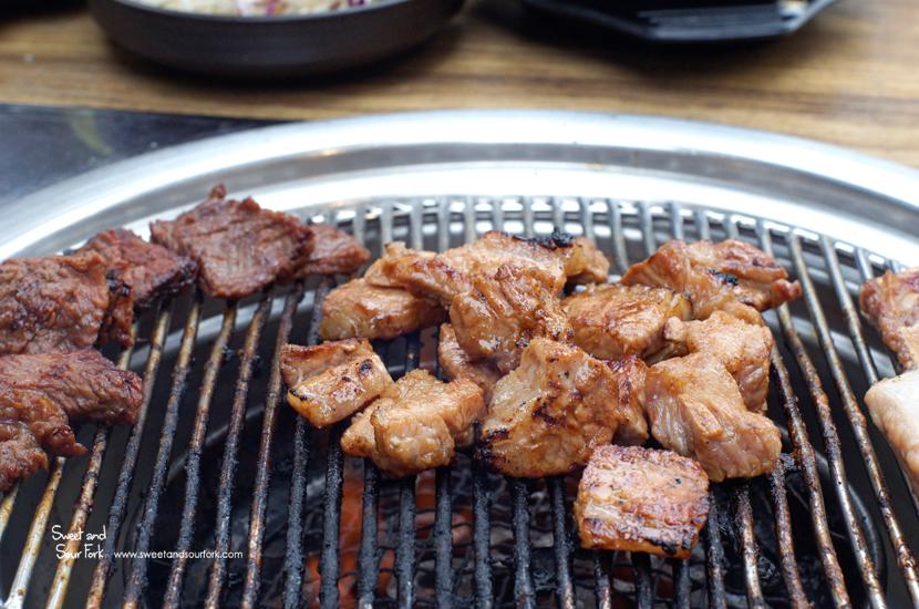 Marinated Pork Rib
