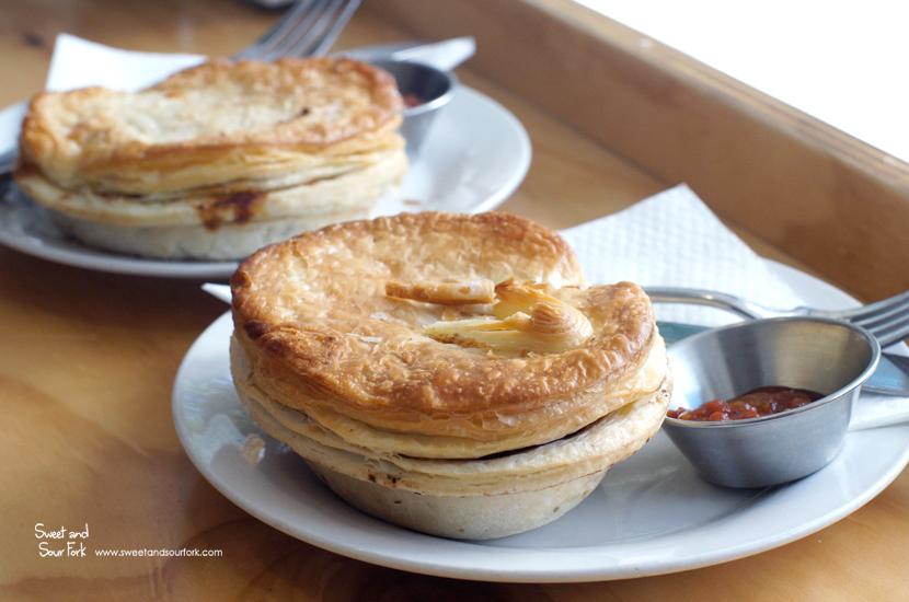 Venison Pie ($7)