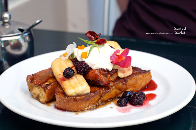 Cinnamon French Toast ($19.5)