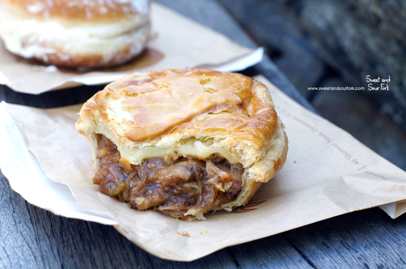 Lamb Shank Pie ($6.9NZD)