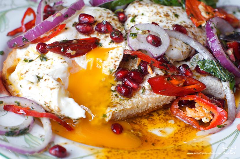 Buttered Arabian Eggs ($17.5)