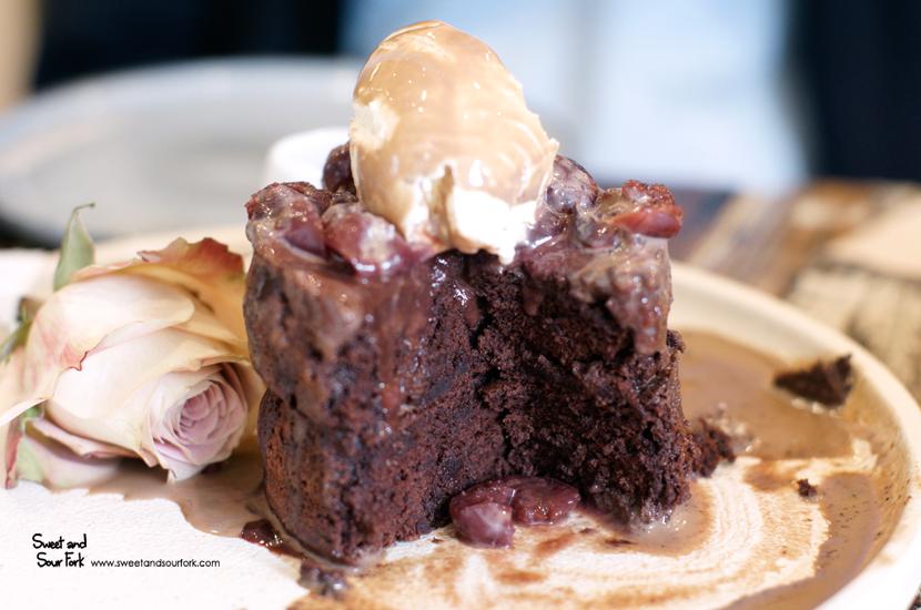 Flovie Black Forest Hotcakes ($20)